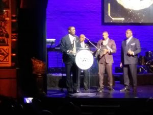 Al Sharpton awards Birthday 65yh