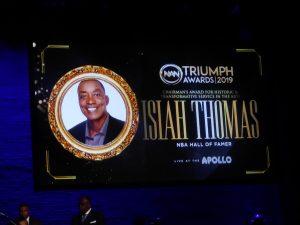Isiah Thomas /Sura Khan