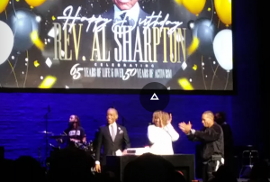 Al Sharpton 65th Birthday