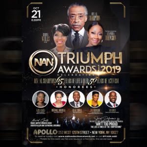 Awards 2019 Al Sharpton