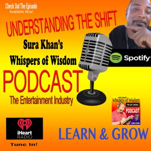 Podcast #8 Understanding the Shift - Sura Khan